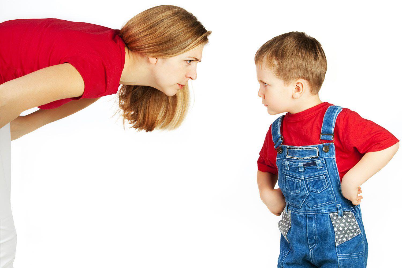 السلوكيات السيئة عند الاطفال